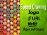 create speed drawing Your Logo Intro in 24 Hours