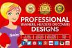do an awesome facebook banner design