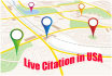 submit your business details on the 50 top USA live citation site