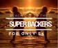 help you reach the Kickstarter super backers
