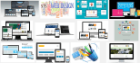 design a responsive and fantastic website for you