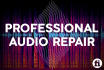 clean and repair your podcast or voiceover audio