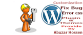 do everything related to WordPress