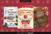design Awesome CHRISTMAS Flyer or Poster