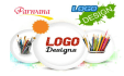 do create logo graphic an design