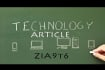 write an Article on Gaming or Technology