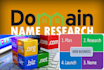 research and Brainstorm BUSINESS Name,Brand Name,Domain