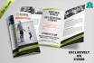 design Amazing Leaflet business card Flyer any graphics