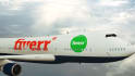 advertise your Logo on a moving Boeing Airplane