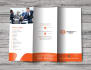 do Design Corporate Professional Trifold, Bifold Brochure