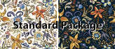 create a perfect seamless print pattern for you