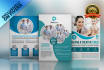 design Attractive Medical, Dental Flyer