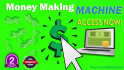 teach you how to make money fast from scratch Cash Machine