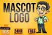 design Unique Mascot logo