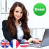 provide quality translation between English and French