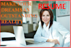 write a RESUME that beckons employers attention