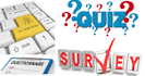 create 20 quiz questions on any topic