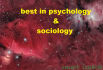 help you in psychology and sociology assignments