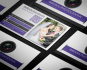 design Professional Photographer Business Card