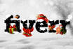 create an Amazing CHRISTMAS image with your Logo