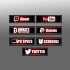 create custom info tiles for your twitch page