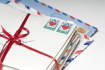 write and mail a handwritten letter