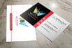 design a professional business card design within 24 hours
