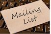 provide you 100,000 Email lists