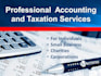 provide Accounting and Tax Services