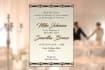 design a wedding invitation for your wedding
