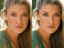 retouch any profile photo for your social media accounts