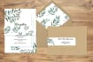 design classy and chic invitation set for your wedding