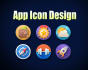 create unique app icons