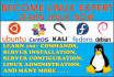 teach you Linux OS