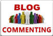 100 blog commenting for your site