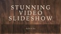 create video slideshow for you