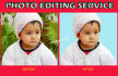 do Adobe Photoshop editing within 24Hrs
