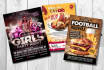 design eye catching Bespoke Flyer,Brochure Poster in 3 hours