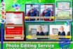 do any photoshop job within 24 hrs unlimited revisions