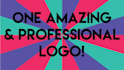 create a professional and unique logo