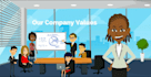create 2d animated Explainer video or Sale video