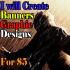 do Graphic Designs,Banner,Logo Designs