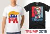 create Donald Trump Tshirt designs