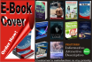 design an Attractive eBook Cover in 24hours
