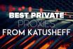 provide you private US proxy