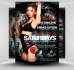 design stunning flyer in 24 hours