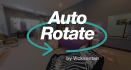 create auto rotate 360 panorama
