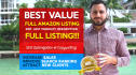 write a WINNING Amazon Product Listing