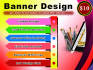 do Banner Design For Your Business Ads or Website