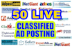 boost your business through classifieds postings